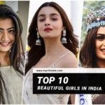 Top 10 Beautiful Girls In India