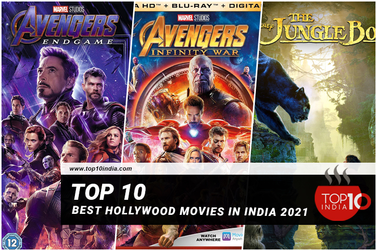 Top 10 Best Hollywood Movies in India 2021