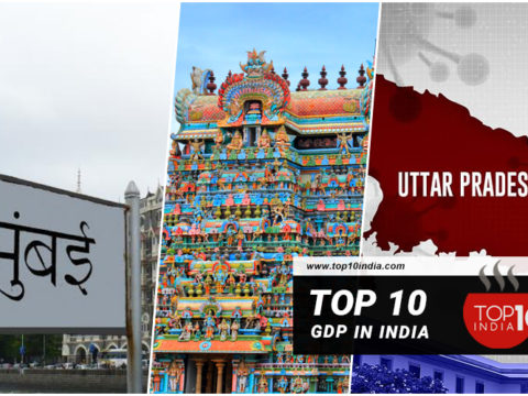 Top 10 GDP In India