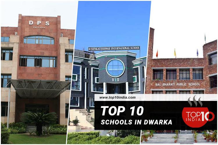 Top 10 Schools in Dwarka