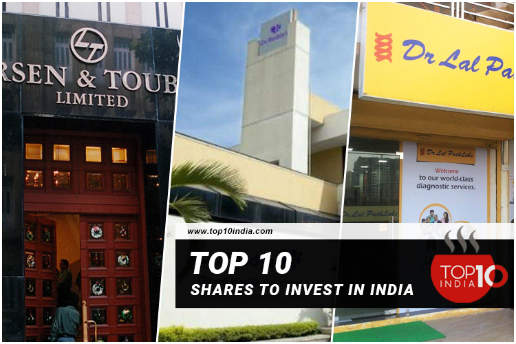 Top 10 Shares to Invest in India