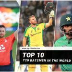Top 10 T20 Batsmen in the World