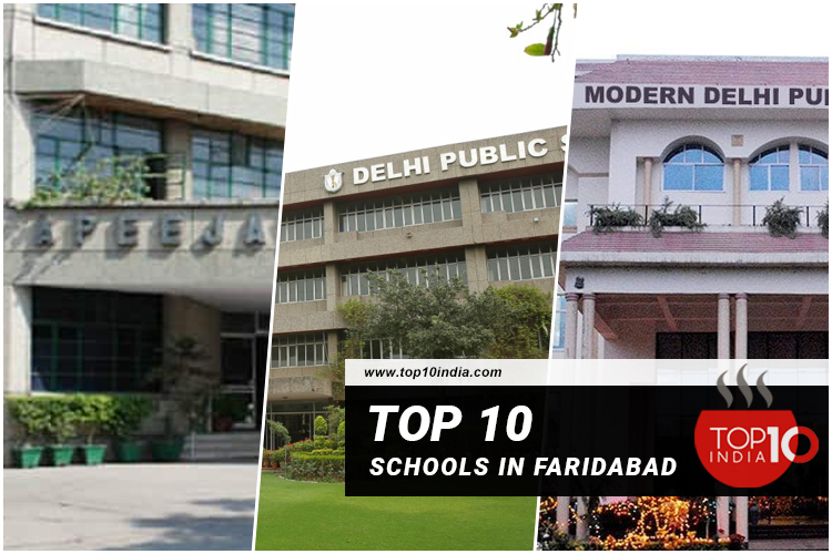 Top 10 schools in Faridabad