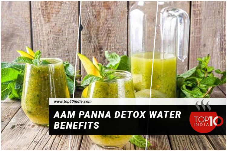Aam Panna Detox Water Benefits