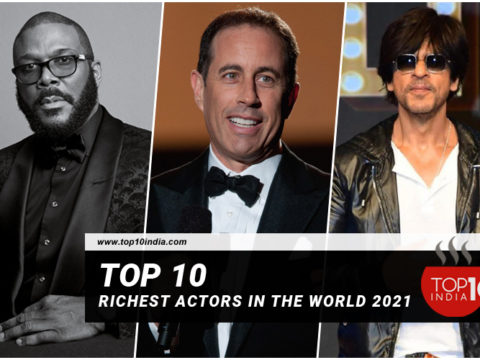 List of Top 10 Richest Actors In The World 2021