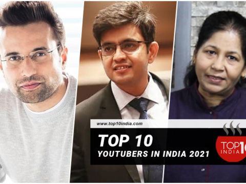 Top 10 YouTubers in India 2021