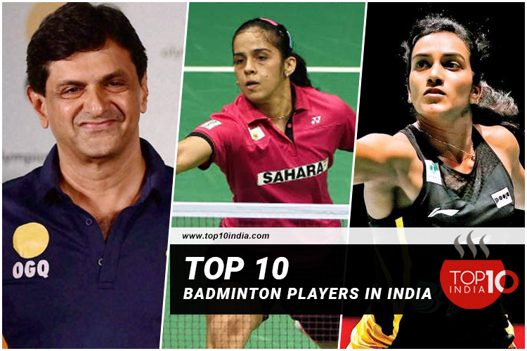 Top 10 Badminton Players In India