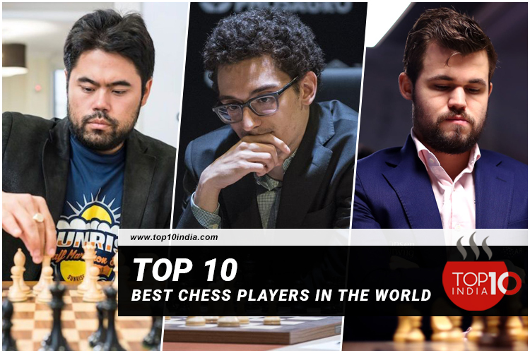 Top 10 Famous Chess Players In The World