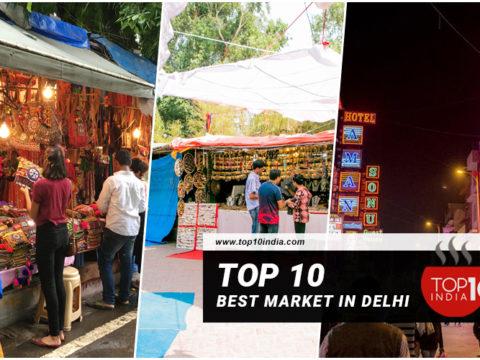 Top 10 Best Market In Delhi