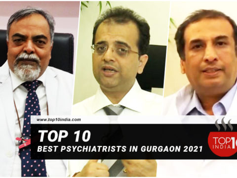 Top 10 Best Psychiatrists in Gurgaon 2021