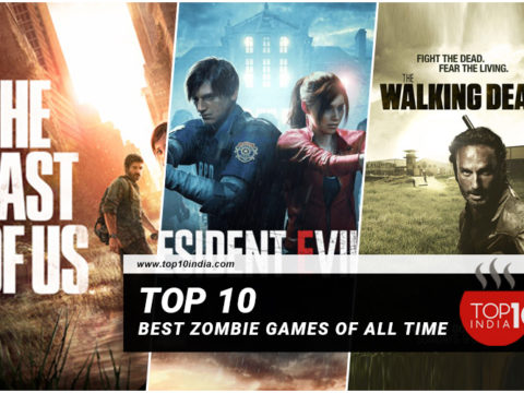 List of Top 10 Best Zombie Games of All Time