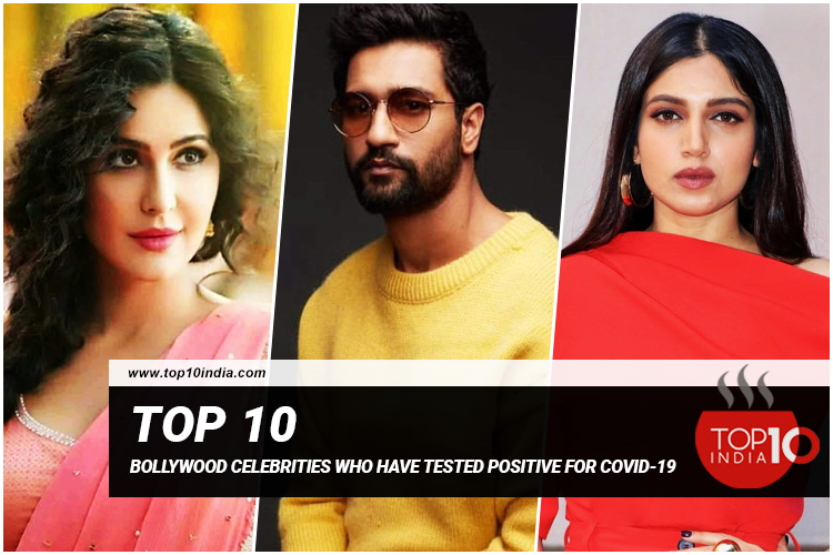 Top 10 Bollywood Celebrities Who Have Tested Positive For Covid-19