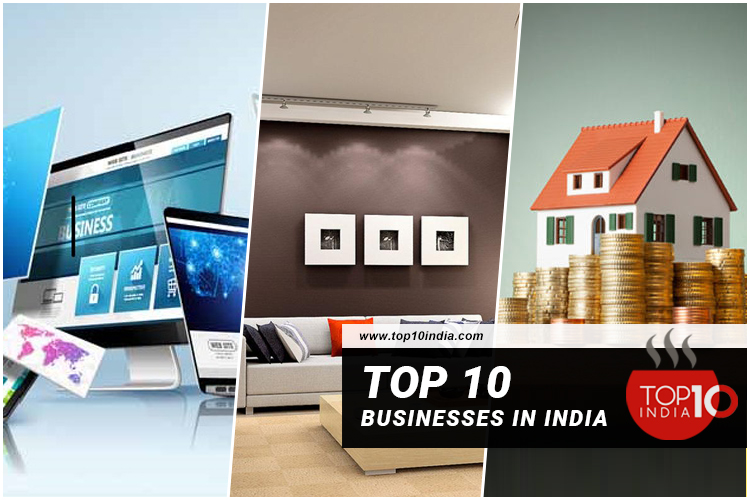 Top 10 Businesses in India: