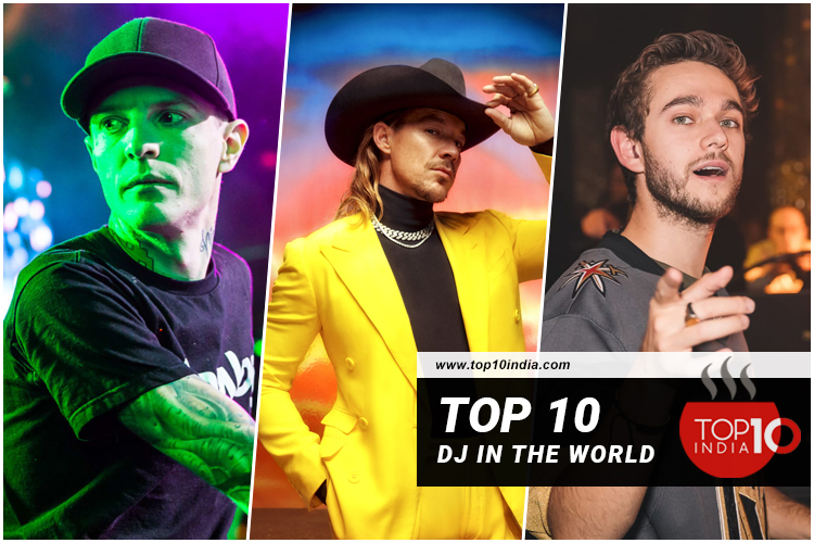 Top 10 DJ In The World