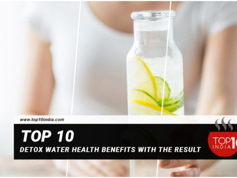 Top 10 Detox Water Health Benefits With The Result