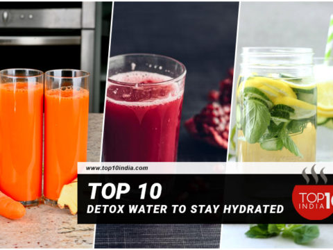 Top 10 Detox Water To Stay Hydrated