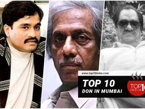Top 10 Don In Mumbai