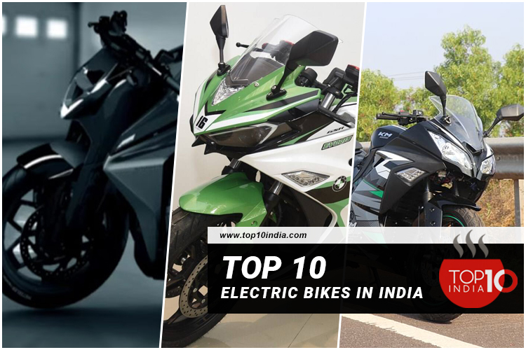 Top 10 Electric Bikes In India