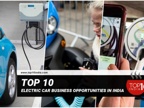 Top 10 Electric Car Business Opportunities In India