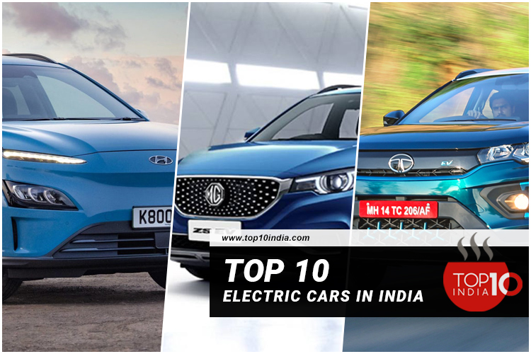 Top 10 Electric Cars In India
