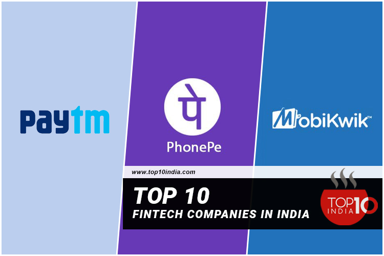 Top 10 FinTech Companies in India