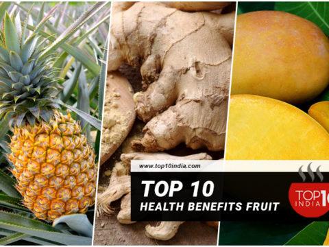Top 10 Health Benefits Fruit