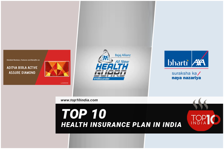 Top 10 Health Insurance Plan in India