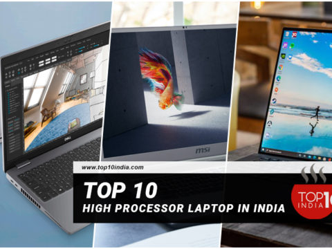 Top 10 High Processor Laptop in India