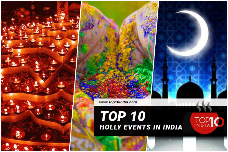 Top 10 Holy Events in India