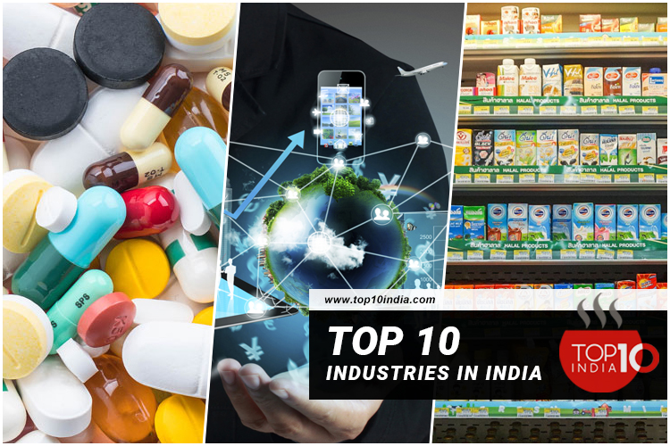 Top 10 Industries In India