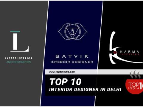 Top 10 Interior Designer In Delhi