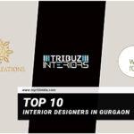 Top 10 Interior Designers In Gurgaon
