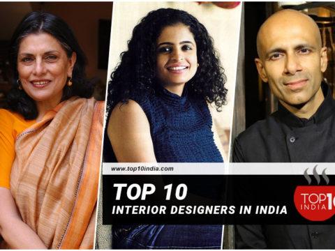 Top 10 Interior Designers In India