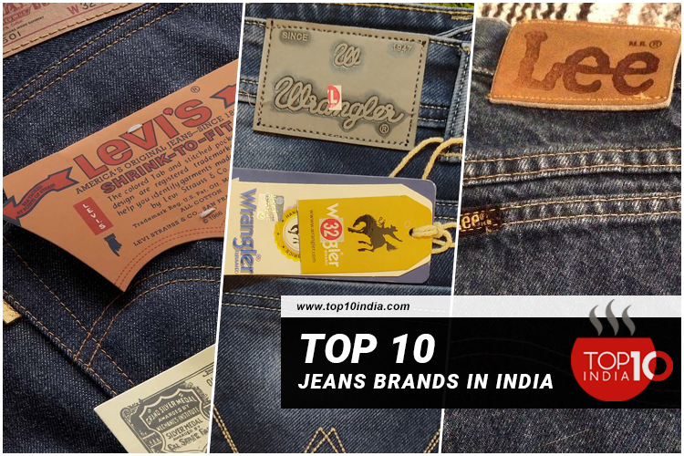 Top 10 Jeans Brands in India