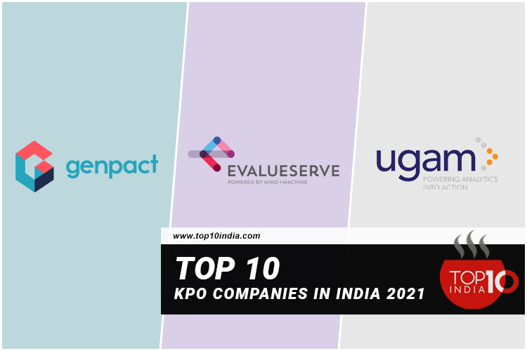 List of Top 10 KPO companies in India 2021