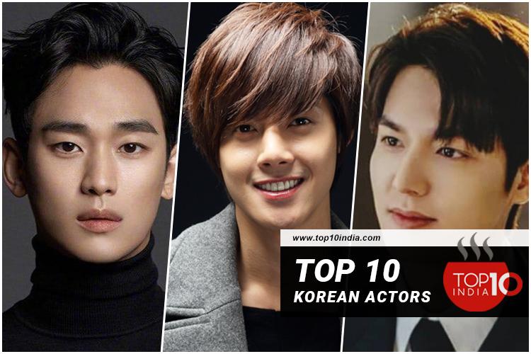 Top 10 Korean Actors