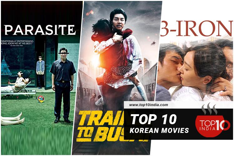 Top 10 Korean Movies