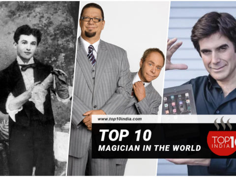 Top 10 Magician In The World