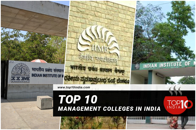Top 10 Management Colleges in India
