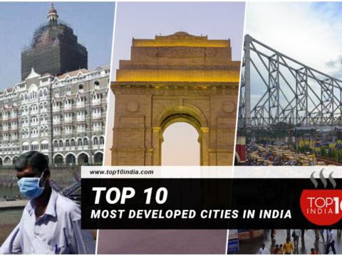 Top 10 Most Developed Cities in India