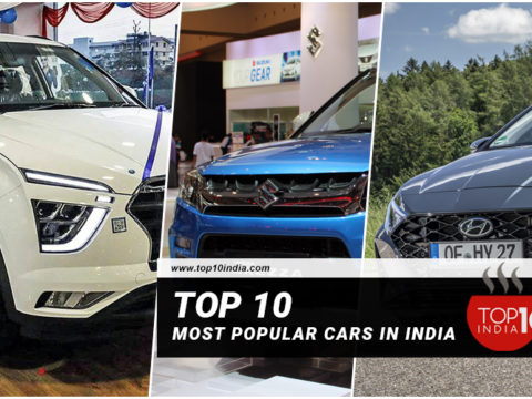 Top 10 Most Popular Cars In India