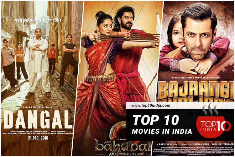 Top 10 Movies In India