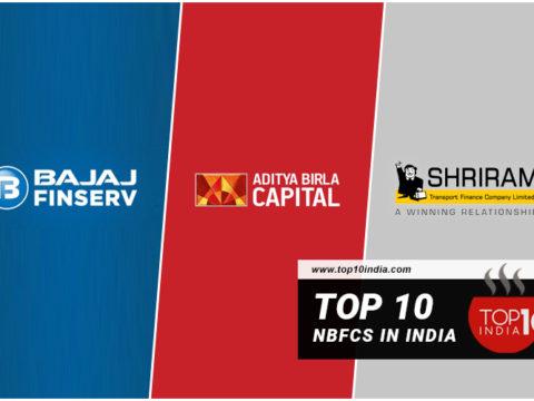 Top 10 NBFCs in India