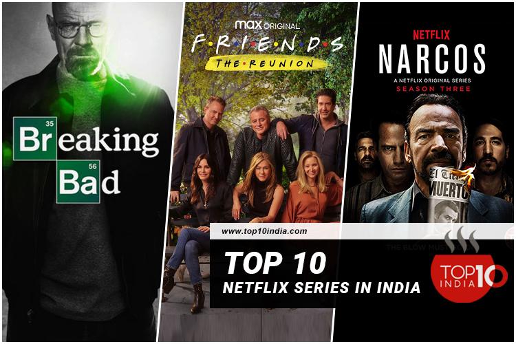Top 10 Netflix Series in India
