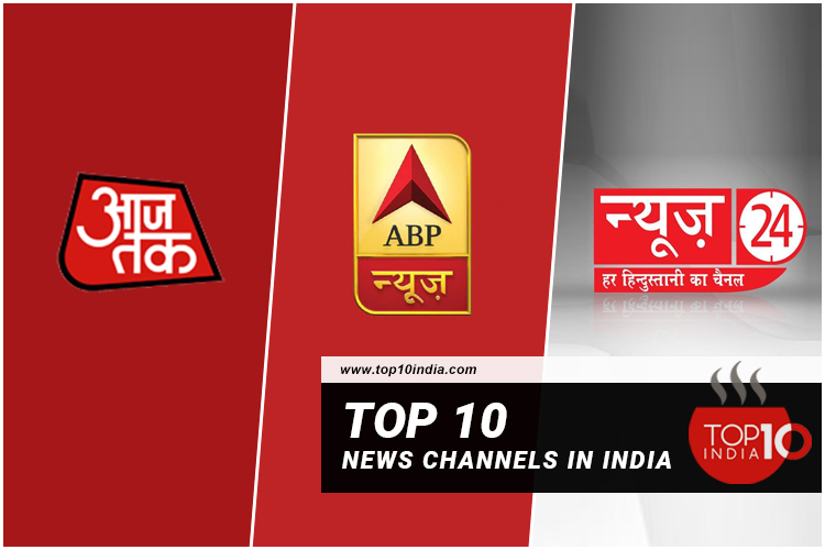 Top 10 News Channels in India