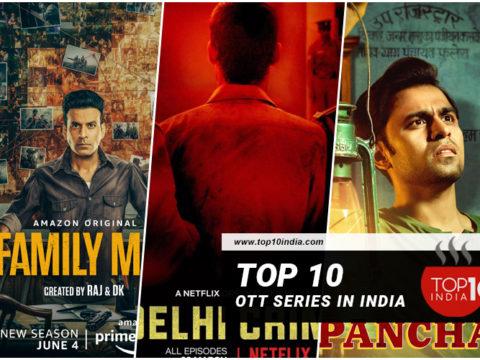 Top 10 Ott Series in India