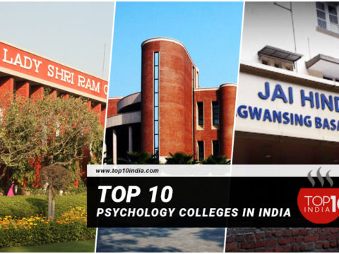 Top 10 Psychology Colleges in India