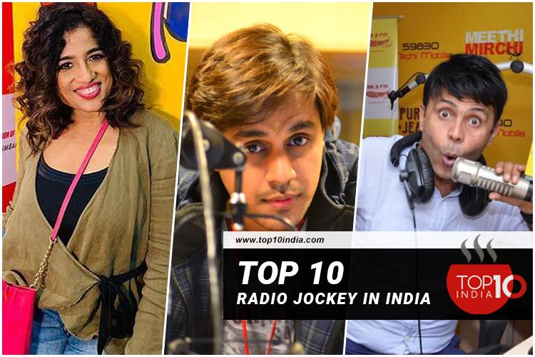 Top 10 Radio Jockey In India 2021