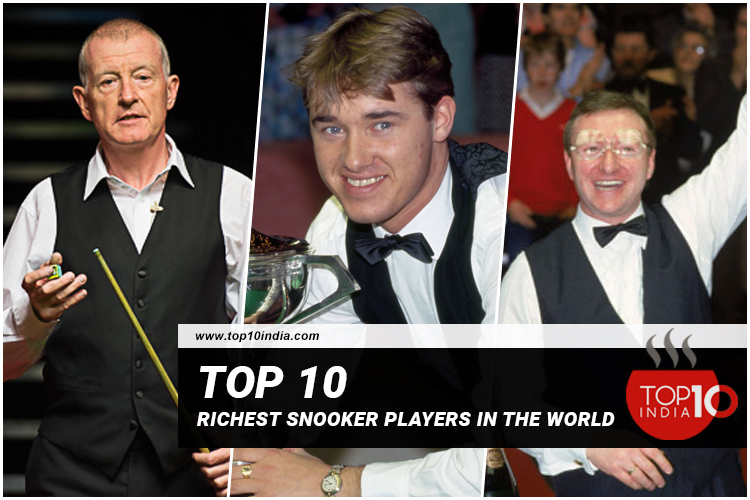 Top 10 Richest Snooker Players In The World