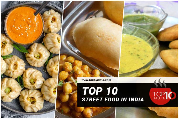 Top 10 Street Food in India